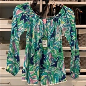 Lily Pulitzer NWT top size XS
